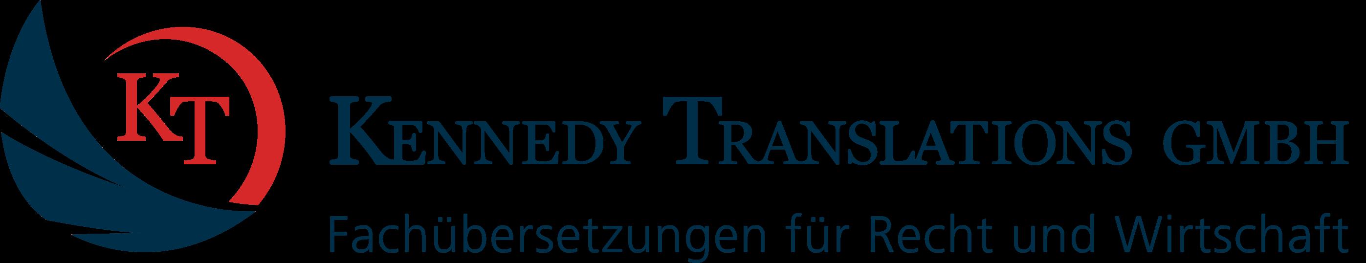 Übersetzungsbüro Kennedy Translations GmbH Logo